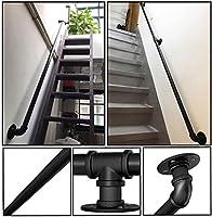 FXPCQC Barandillas para escaleras Interiores, barandilla para el ...