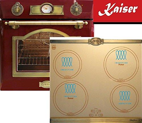 Autark Kaiser/Elektro - Juego de cocina de inducción (67 L ...