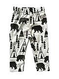 Organic Cotton Bears + Teepee Pants