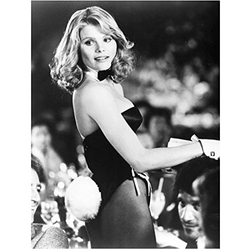 Mariel Hemingway 8 inch by 10 inch PHOTOGRAPH Civil Wars Manhattan Star 80 B&W Pic in Bunny Costume Looking Right kn (Bunny Pic)