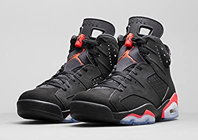 low cost 0cefa f2229 Nike Air Jordan 6 Retro 2014 - Black Infrared (9.5)