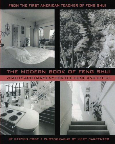 Cheap  The Modern Book of Feng Shui: Vitality and Harmony for the Home..