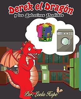 Derek el Dragón y los Calcetines Perdidos (Libros para ninos nº 3) (Spanish