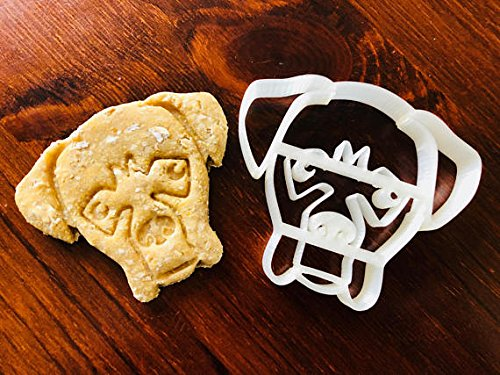 Tyson the Boxer Cookie Cutter and Dog Treat Cutter - Dog (Puppy Cookie Cutter)