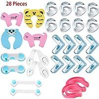 Kit de Seguridad para Bebés Protección Infantil 28pcs,16