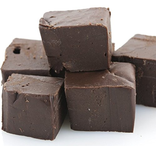Old Fashion Chocolate Fudge smooth creamy 6 pound loaf by Country Fresh