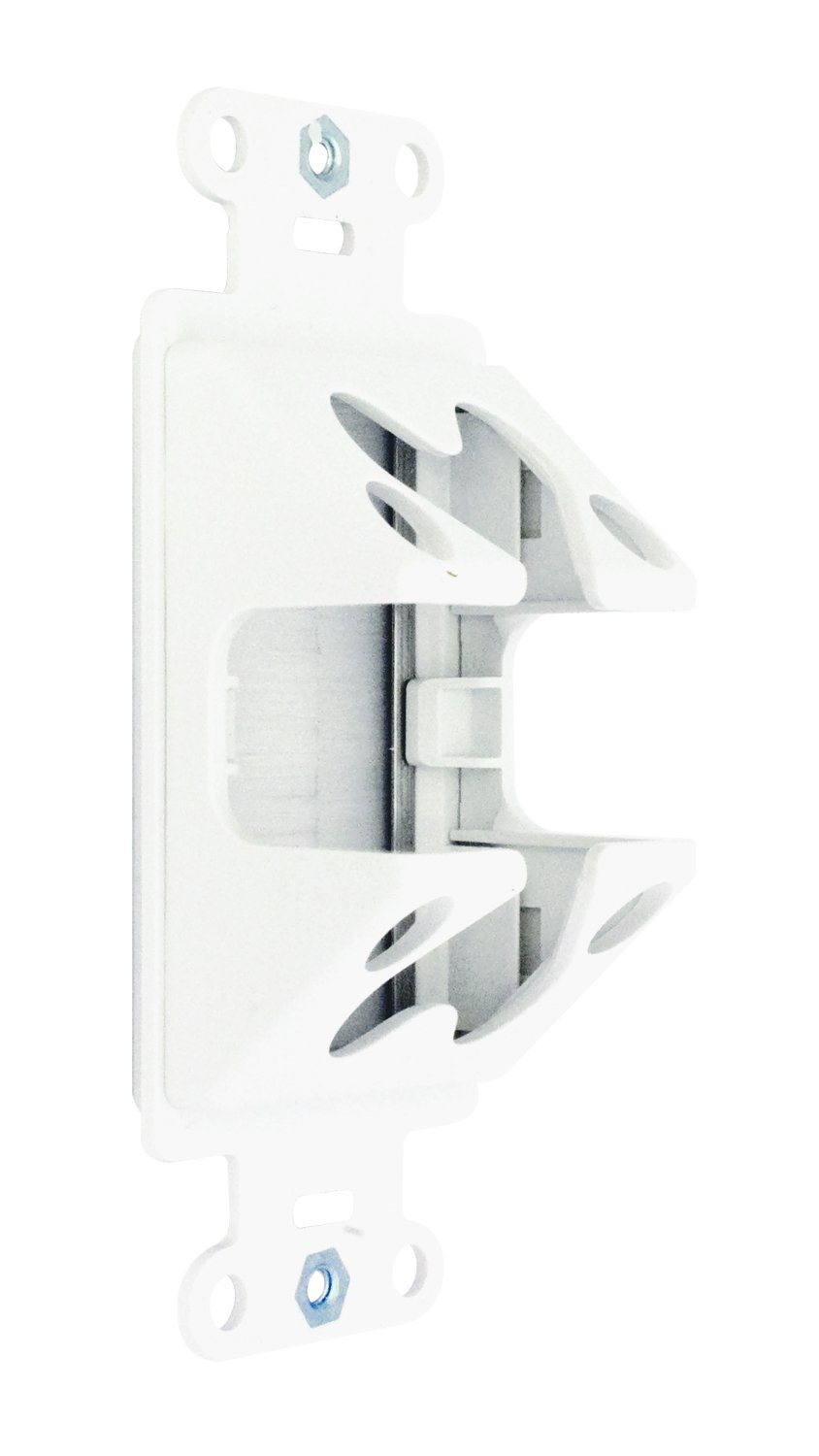 Legrand On Q Wp1014whv1 Cable Access Strap And Wall Plate White Onq Coax Wiring Plates Connectors Electronics Tibs
