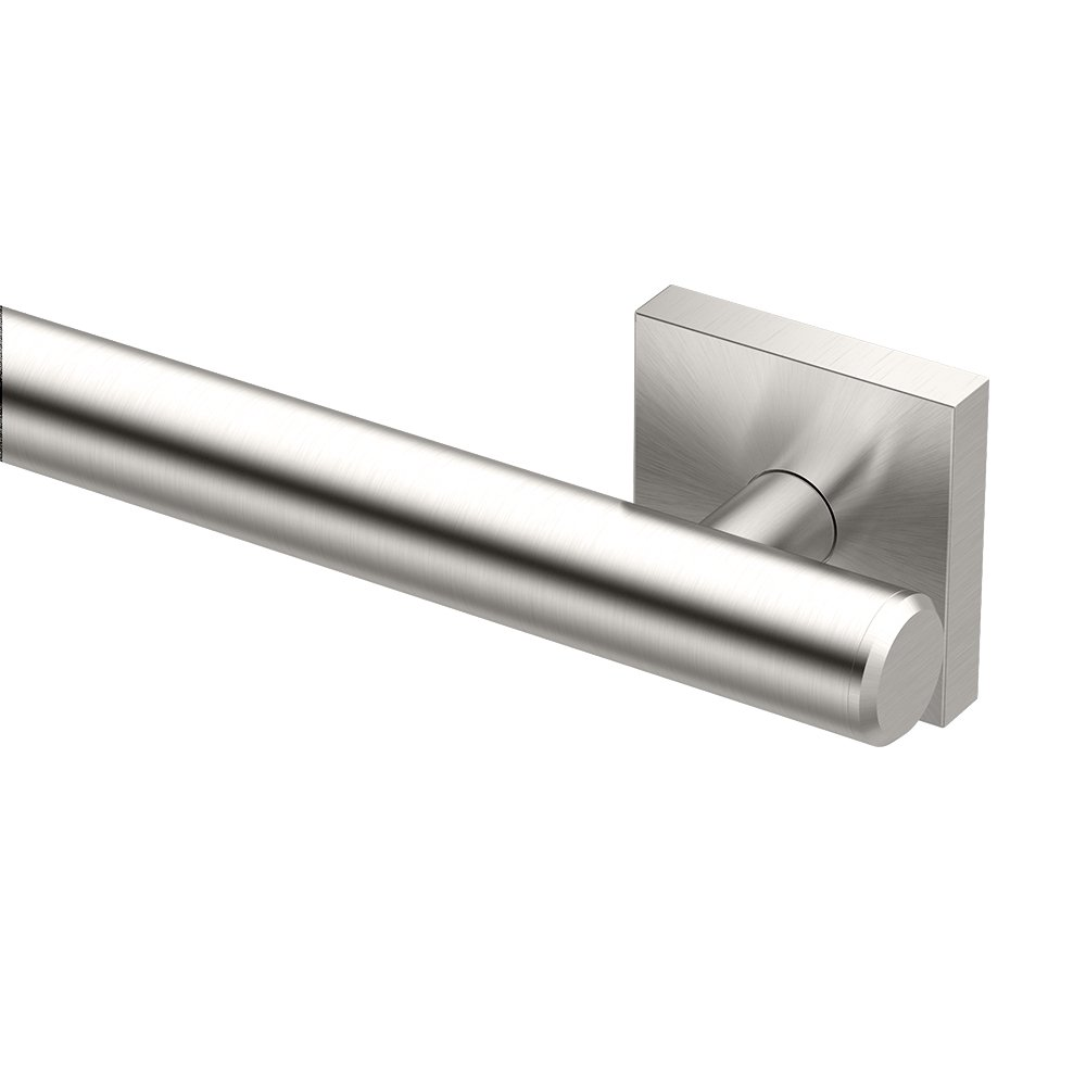 Gatco 952 Elevate 18'' Grab Bar, Satin Nickel