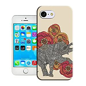 Customize Protective magnesium Case Rosebud Art Print Back Cover Case for common iphone combined 6 plus sour