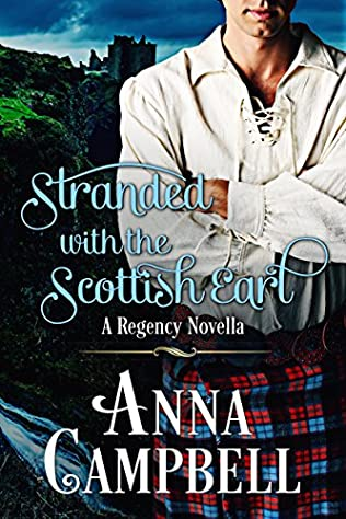 book cover of Stranded With The Scottish Earl