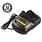 Replace for Dewalt charger for Dewalt 12V- 20V MAX Lithium-ion Battery Charger DCB101