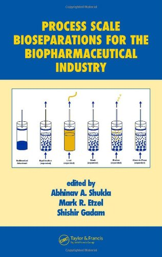 Process Scale Bioseparations for the Biopharmaceutical Industry (Biotechnology and Bioprocessing)