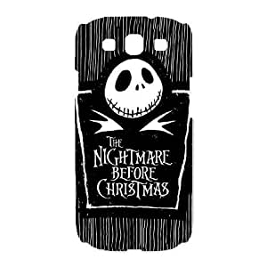 Samsung Galaxy S3 I9300 Phone Case White Disney jack skellington nightmare before christmas ESTY7918982