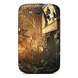 Durable New Crysis 3 Game Back Case/cover For Galaxy S3