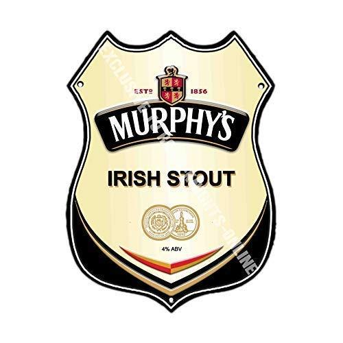 RKO Murphys Irlandés de Trigo Publicidad Bar Antiguo Pub ...