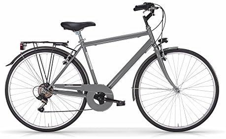 MBM T u r i n g, vélo de Trekking, Homme, Homme, 814U/18, Grigio A09, 54: Amazon.es: Deportes y aire libre