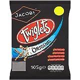 ( 12 Pack ) Jacobs Twiglets Original 105g