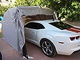 Ikuby Medium Carport, Car Shelter, Car Canopy, Car