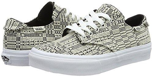 Sneaker Camden Nero Vans bianco Basse Donna Wm Deluxe qO6wvnt1