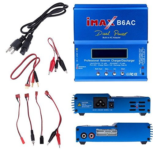 MagiDeal B6 AC Professional Intelligent Balance Charger/ Discharger US Plug by MagiDeal (Image #7)