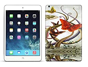 Durable Protector Case Cover With An-acrylic-on-canvas-painting-by-artist-Solongo-Monkhooroi-of-giant-butterflies-and-tentacles Hot Design For Ipad Mini/mini 2