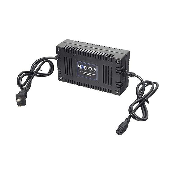 Amazon.com: Alvey Cargador de batería estándar para la Razor ...