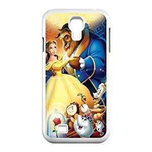 Mystic Zone Beauty and the Beast Cover Case for Samsung Galaxy S4 SGS0382