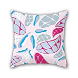 Best artistdecor X Rocker Dorm Room Gifts - Artistdecor Colorful Geometry Christmas Pillowcover 20 X 20 Review