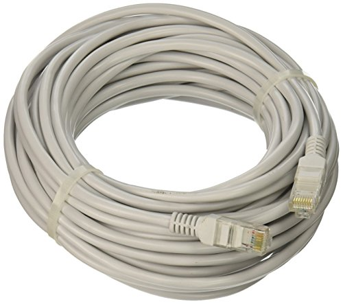 CAT5E 50FT WHITE1 Patch Ethernet Network product image