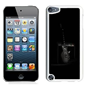 Guitar And Amplifier (2) Durable High Quality iPod 5 Phone Case