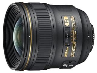 Nikon AF-S FX NIKKOR 24mm f/1.4G ED Wide-Angle Prime Lens for Nikon DSLR Cameras (B0037KM0X0) | Amazon Products