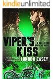 VIPER'S KISS (A Back Down Devil MC Romance Novel)