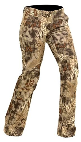 Kryptek Women's Valhalla Camo Hunting Pant, Highlander, 6 by Kryptek