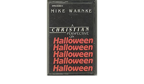 mike warnke a christian perspective on halloween amazoncom music