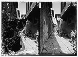 Photo: Antioch (Antakiyeh). Street in Mohammedan (i.e.,Muslim) Quarter