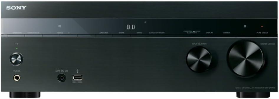 Sony STR-DN850 7.2 Channel 4K AV Receiver (Built-in Wi-fi & Bluetooth)