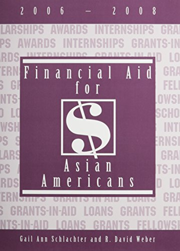 Financial Aid for Asian Americans, 2006-2008