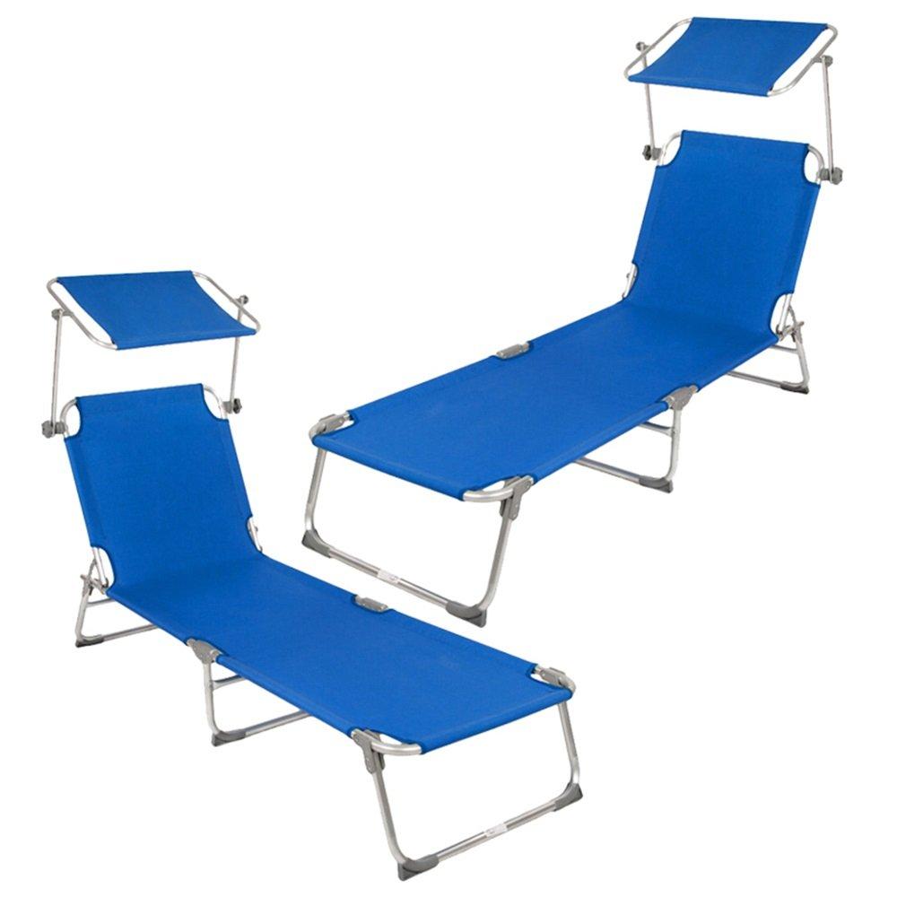 Longue À Pliant Plage Chaise Mctech® La Escalier xBroWCQde