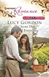 The Secret That Changed Everything, Lucy Gordon, 0373742177
