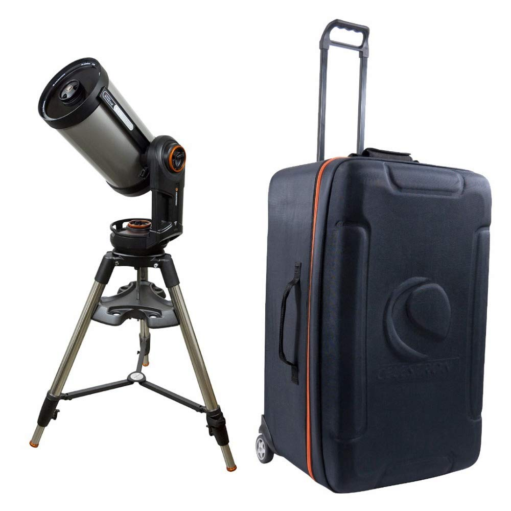 Celestron NexStar Evolution Series 9.25'' Telescope with NexStar Case and Tripod by Celestron