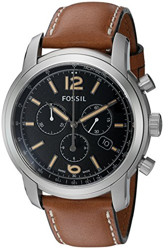 Fossil-FSW7005-Swiss-Made-Chronograph-Leather-Watch-Tan