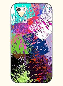 OOFIT Phone Case design with Abstract Painting for Apple iPhone 5 5s 5g