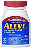 Aleve Soft Grip Arthritis Cap - 320 Tablets