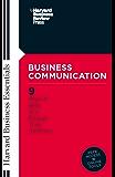 Business Communication (Harvard Business Essentials)