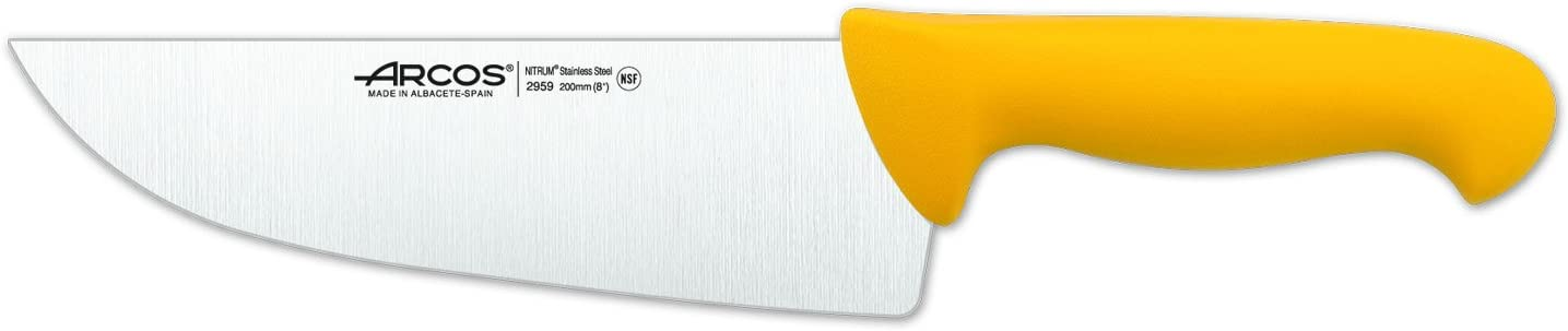 200 mm Cuchillo de carnicero Arcos 2900 f.display