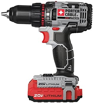 Porter Cable 20V Cordless Lithium Ion 1/2