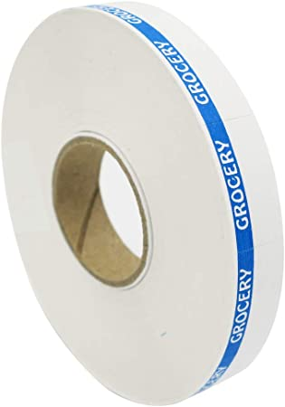 17,000 White Labels for Monarch 1110 16 Rolls