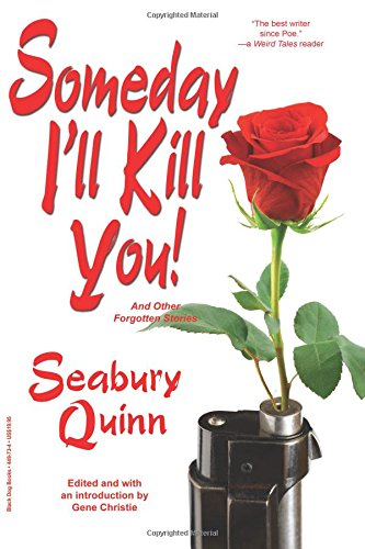 Download Someday I'll Kill You! PDF