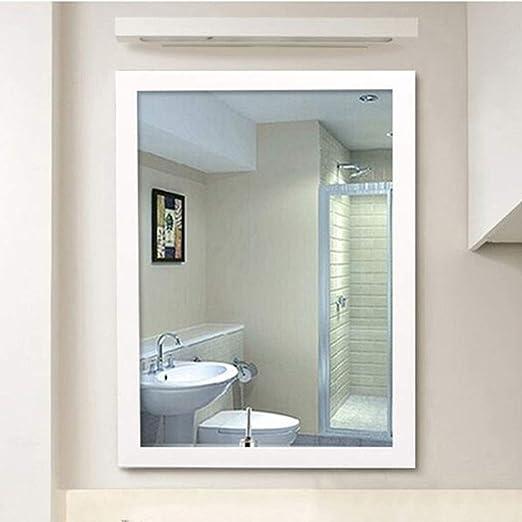 Amazon Com Lqy Simple Modern Bathroom Mirror Vanity Mirror