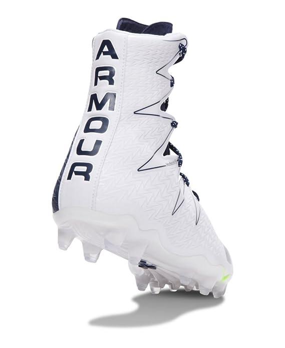 Under Armour Men's UA Highlight MC Football Cleats 9 White: Amazon.de:  Schuhe & Handtaschen